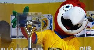 Kolumbia WC U20: Gwatemala, Kostaryka i Meksyk w 1/8 finału.