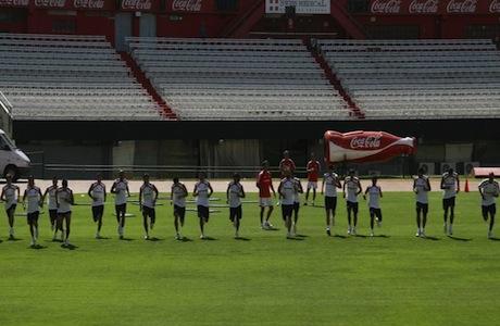 River Plate vs Ferro – Składy