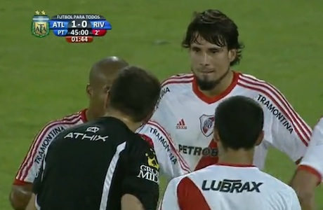 Atlanta vs River Plate 1:0 – Nic śmiesznego [skrót]