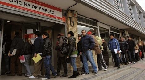 Znaczny wzrost bezrobocia w 2012 roku.