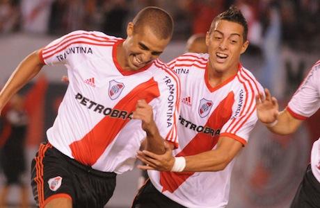 River Plate vs Ferro 3:0 – Świetny Trezeguet