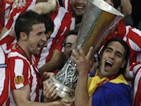 Atletico Madryt wygrało finał Ligi Europejskiej