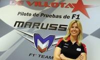 Marussia F1 Team: Maria De Villota kierowcą testowym