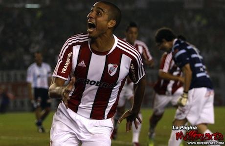 River Plate – Gimnasia 1:0 – Król David