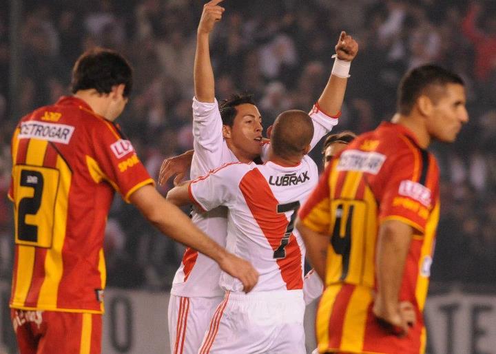 Słaba gra River Plate, zmiany dają zwycięstwo. River – Boca Unidos 2:1
