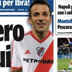Del Piero do River, a może do Flamengo?