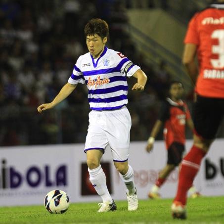QPR 5:0 Sabah Select XI