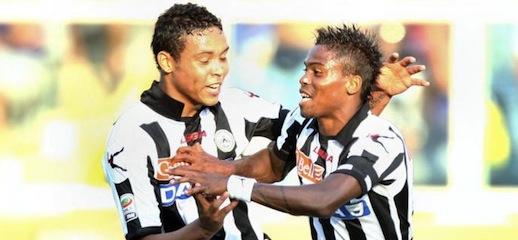 Fiorentina – Udinese 2:1 [bramki]