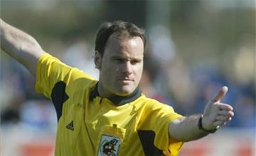 Mateu Lahoz sędzią w meczu z Deportivo