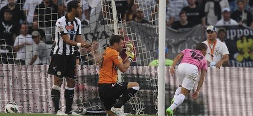 Udinese kontra Juventus 1:4 [bramki]