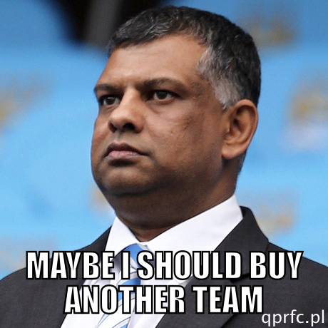 QPR na celowniku, czyli piłkarskie memy