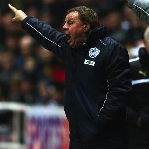 Harry Redknapp: QPR z tym składem nie zakończy rozgrywek w górnej połowie Championship